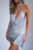 KENDALL METAL DRESS - Stunner Boutique  - 4