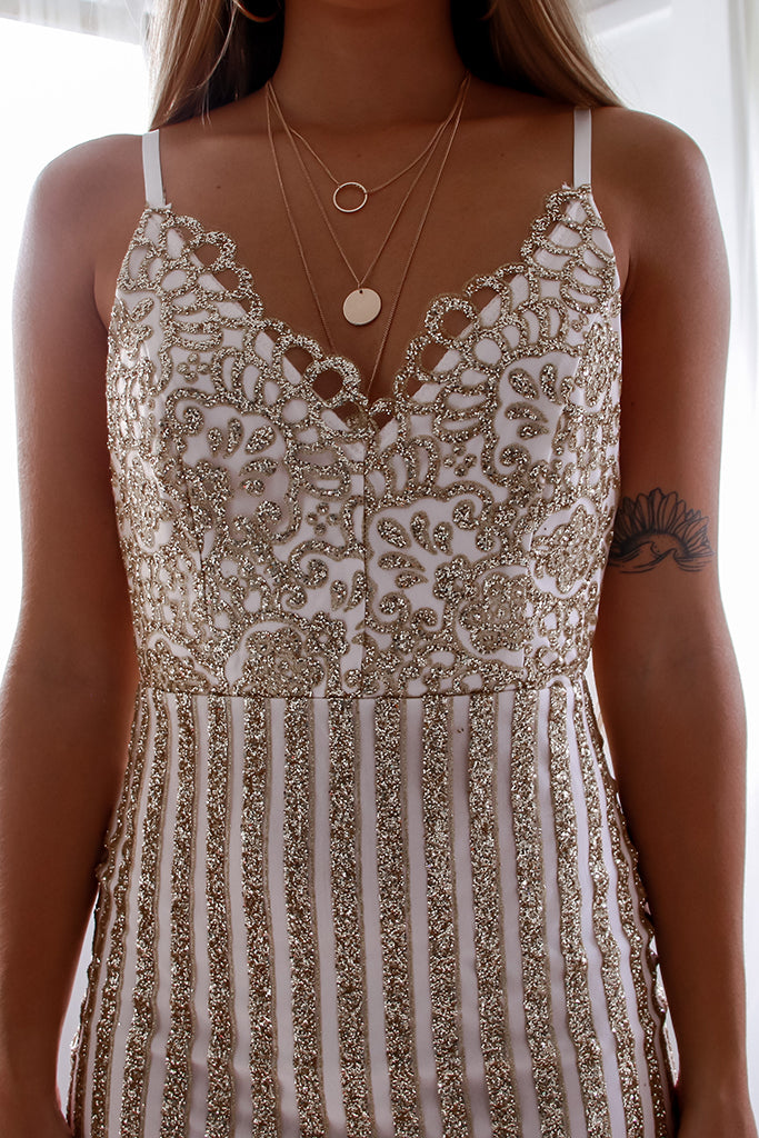 Golden Daze Dress