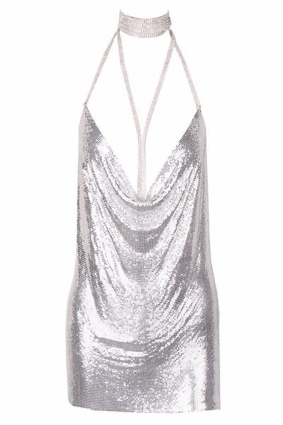 KENDALL METAL DRESS