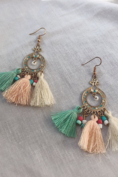 MIDSUMMER EARRINGS - PASTEL
