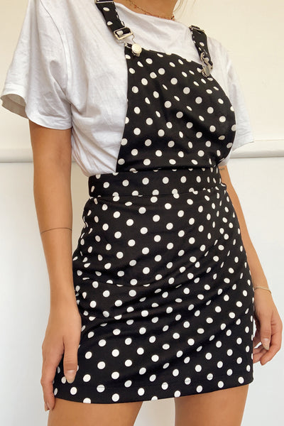Casa Pinafore Dress