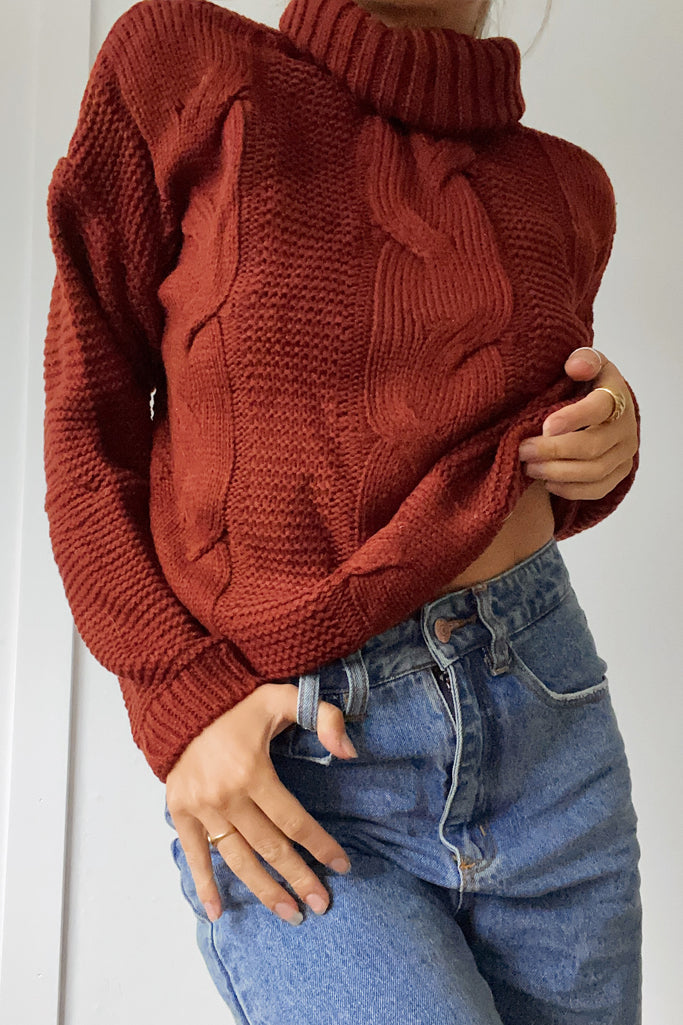 Panama Knit Top