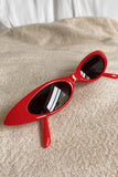 VILA SUNGLASSES - RED