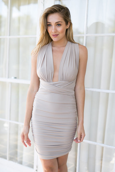 Serena Wrap Dress