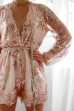 SWEET MOMENTS PLAYSUIT
