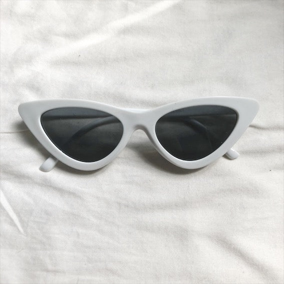Mona Sunglasses - White