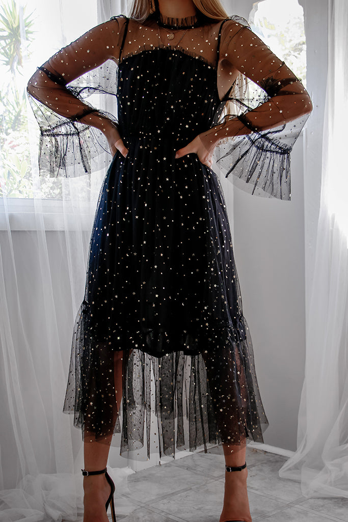 Moon and Stars Gown