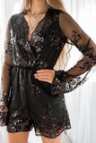 Calia Sequin Playsuit