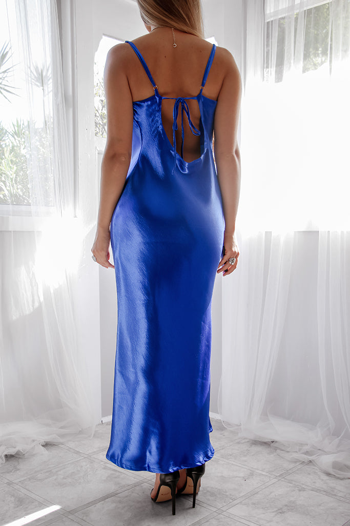 Electric Love Gown