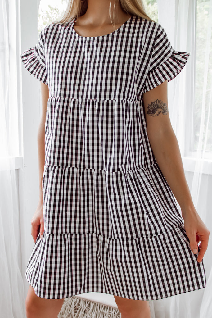 Elena Dress - 100% Cotton