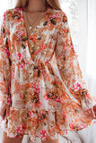 Blooms Dress - Autumn