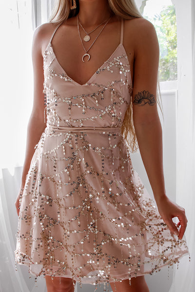 Melody Sequin Dress