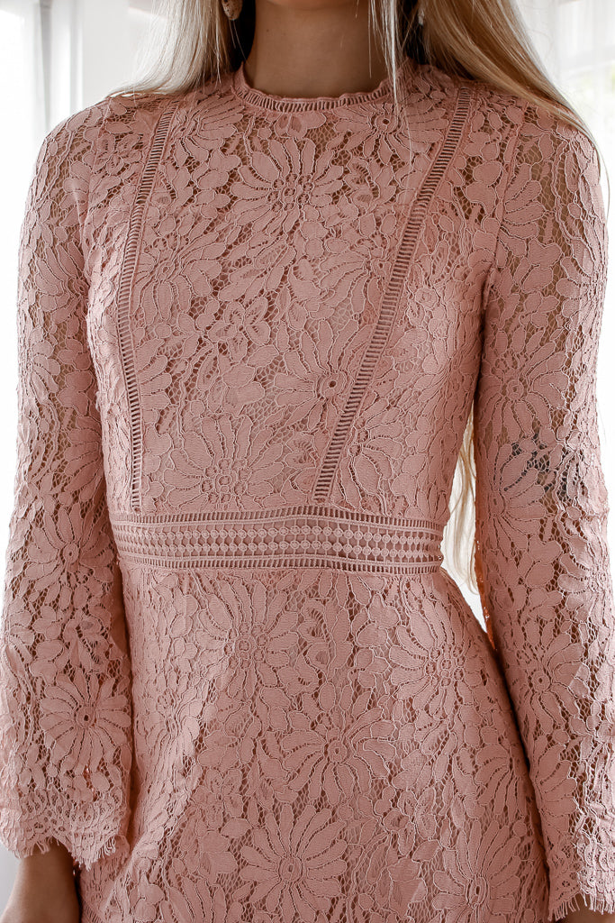 Lokita Lace Dress