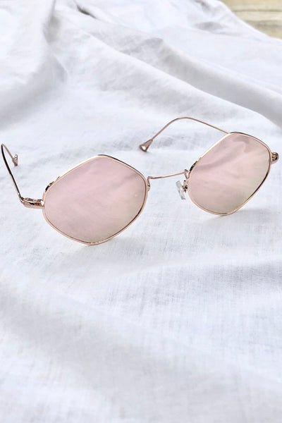 CAYA SUNGLASSES - ROSE