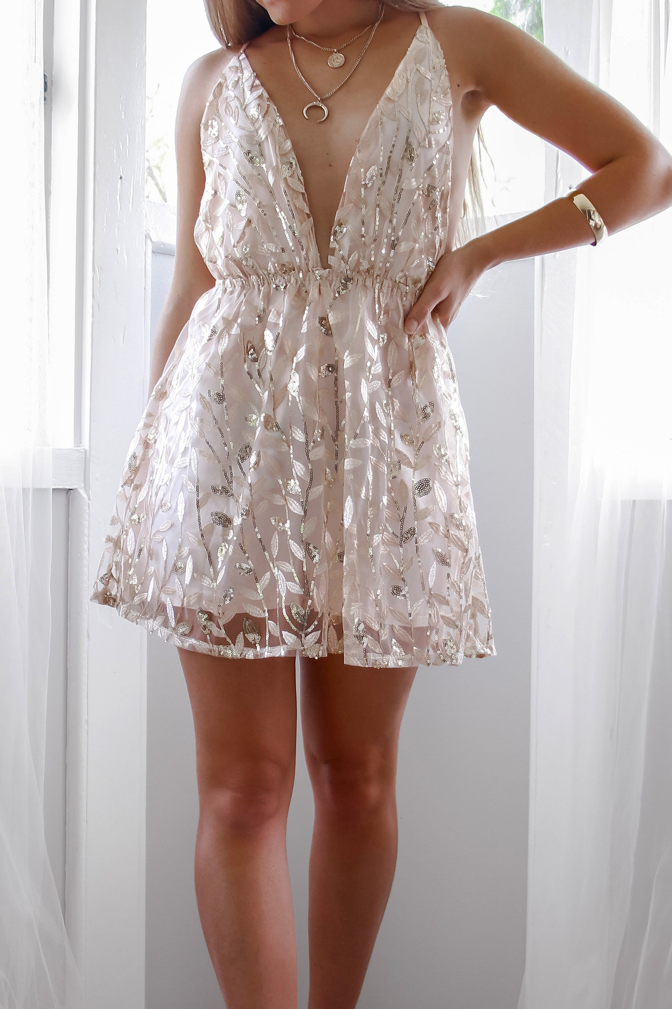 Miracle Love Playsuit