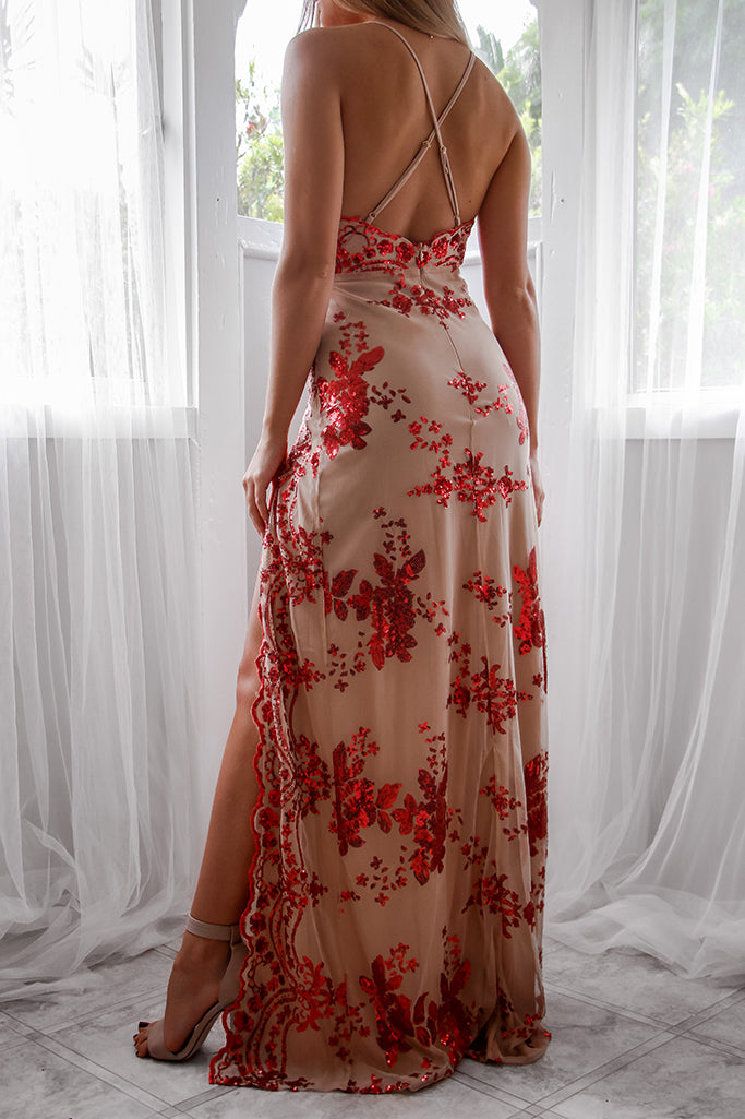 Vera Gown - Ruby