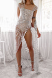 Bella Glitter Dress