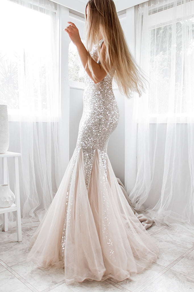 Pandora Sequin Gown