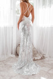 Madison Sequin Gown