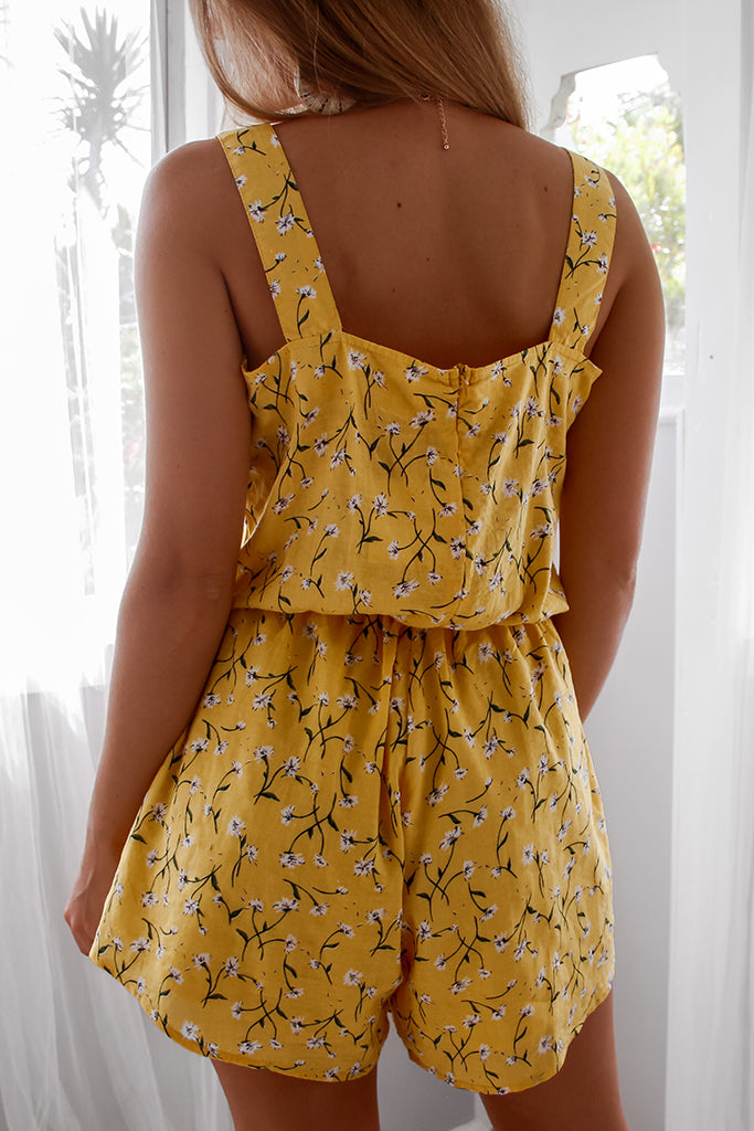 Theadore Playsuit