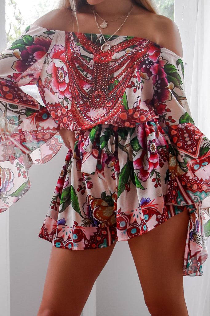Tiara Playsuit