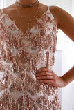 FAITHFUL SEQUIN DRESS