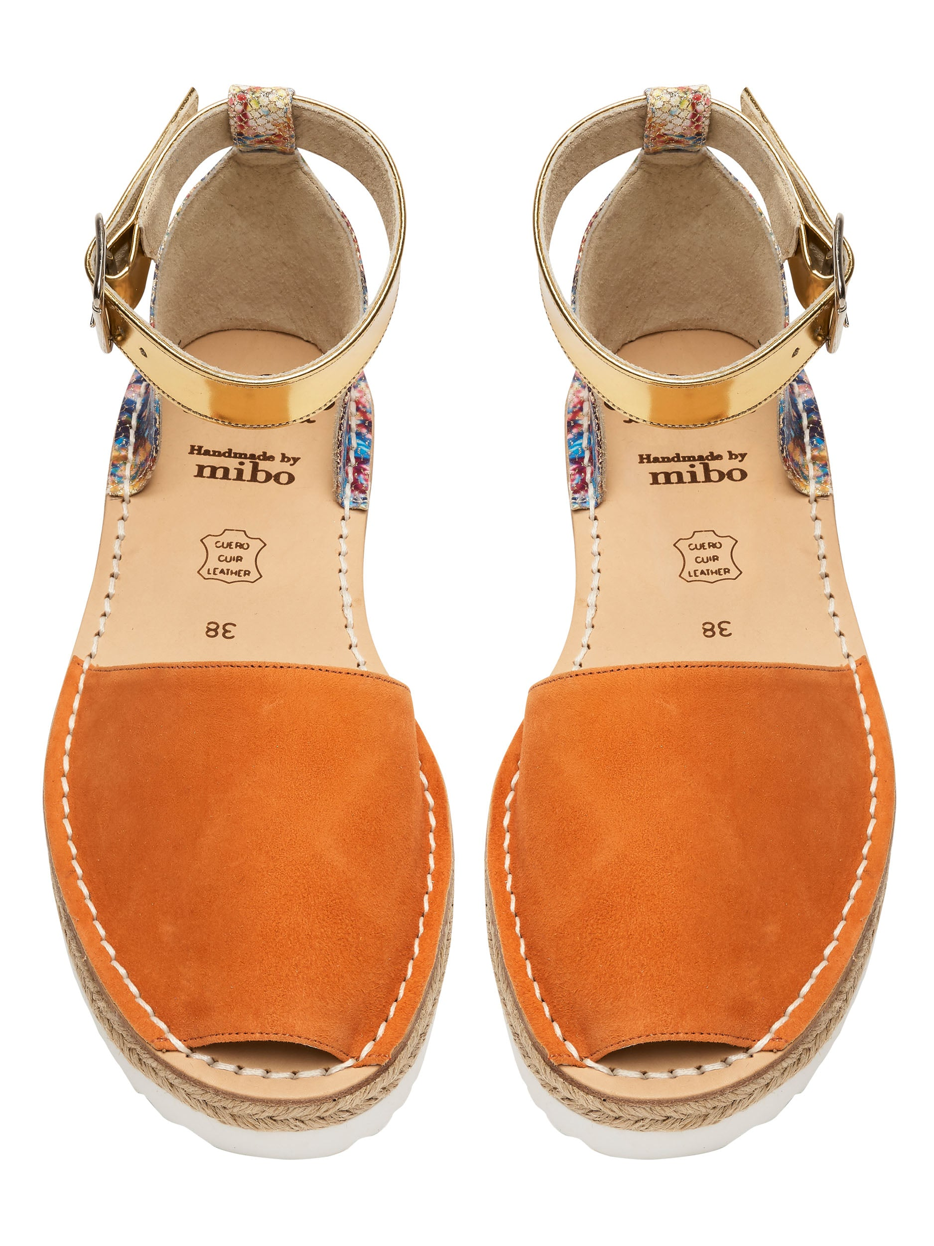 Minor Imperfections Azul Espadrille