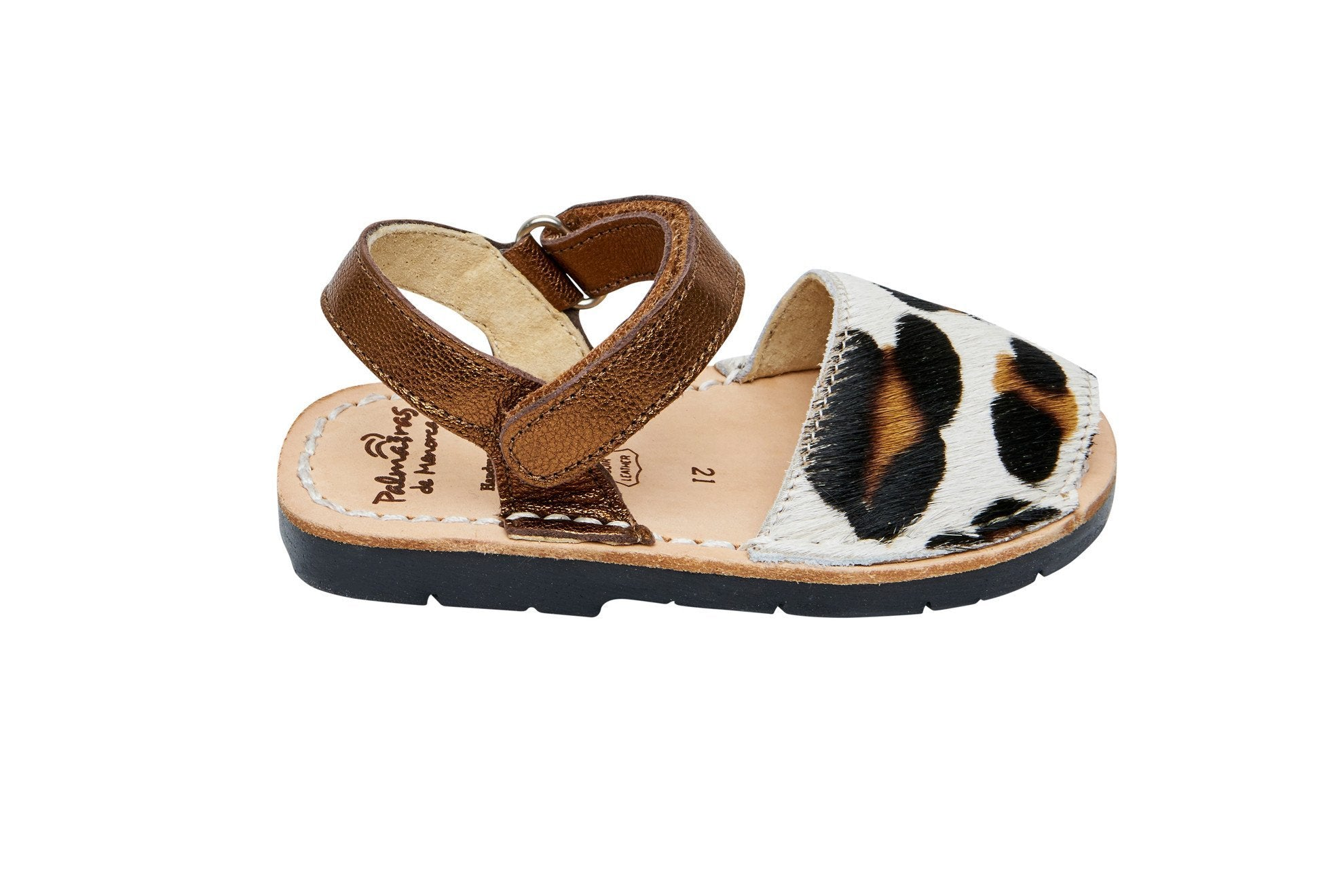 Palmaira Sandals Australia Hook & Loop - Shira Bronce
