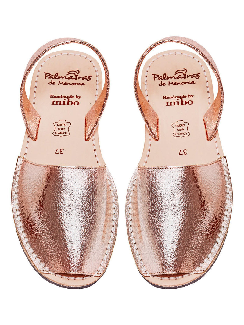 Palmaira Sandals Australia Rose Metallic