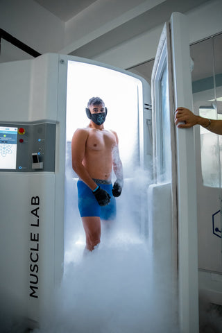 Cryotherapy Muscle Lab