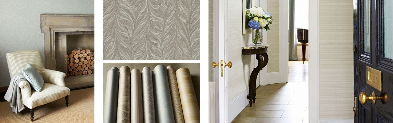 Zoffany Town and Country Wallpaper Range