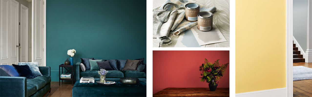 Zoffany Paint Range