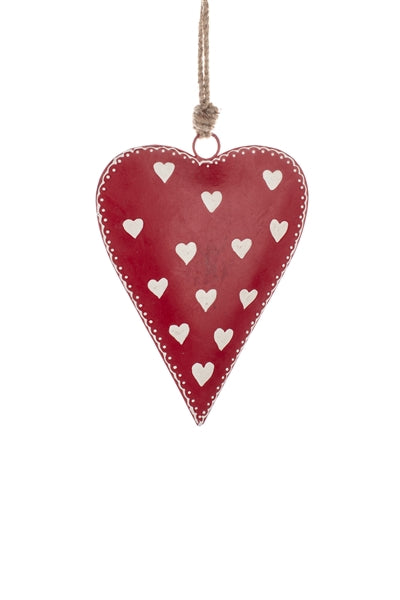 Red Heart 13cm