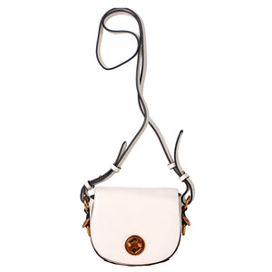 Cuir Off Handbag