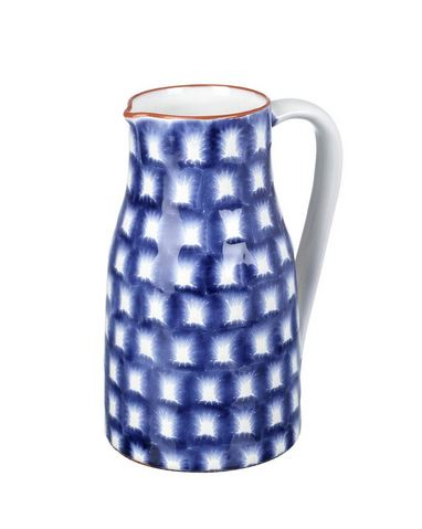 Seville Jug Blue and White