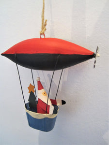 Air Balloon Santa