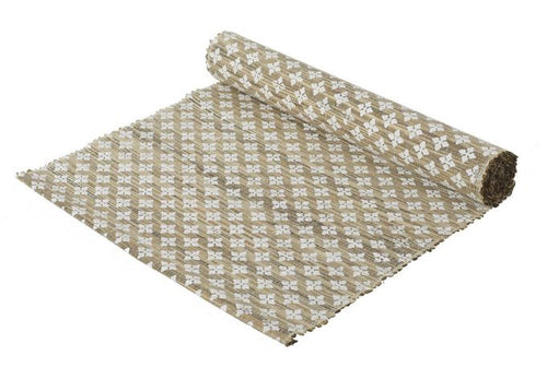 TABLE RUNNER DIAMONDS H340X1800MM