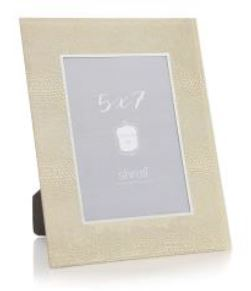 Texture Photo Frame Gold