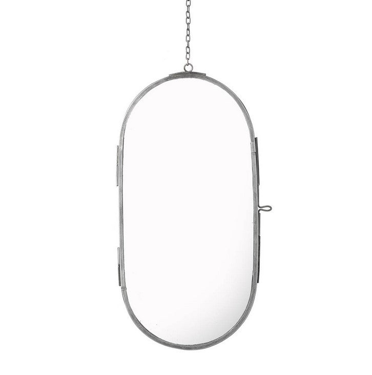 Small Oval Hanging Frame