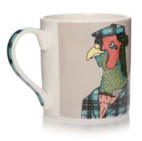 Country Folk Mug Pheasant