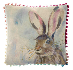 Arthouse Cushion Harriet Hare
