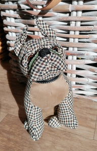 Artois French Bulldog Doorstop