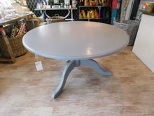 Grey Round Table (ex-display)
