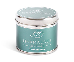 Frankincense Medium Tin Candle