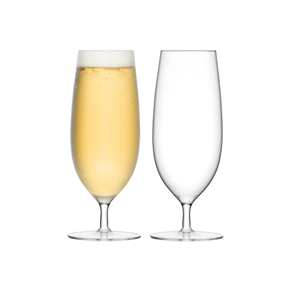 Bar Pilsner Glass x 2