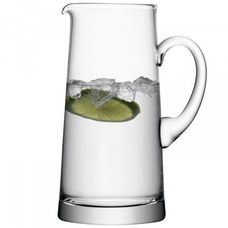 Bar Tapered Jug 1.9l Clear