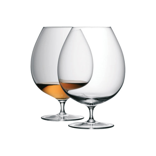 Bar Brandy Glass x 2