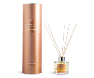 Golden Amaretto Reed Diffuser