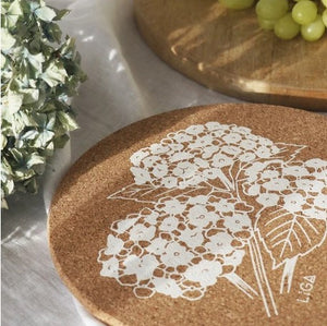 Hydrangea Placemats