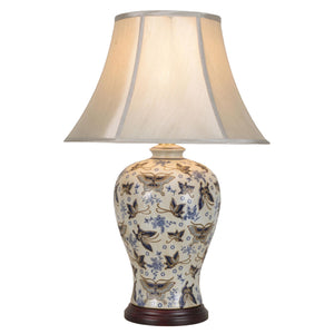 Ivory Butterfly lamp